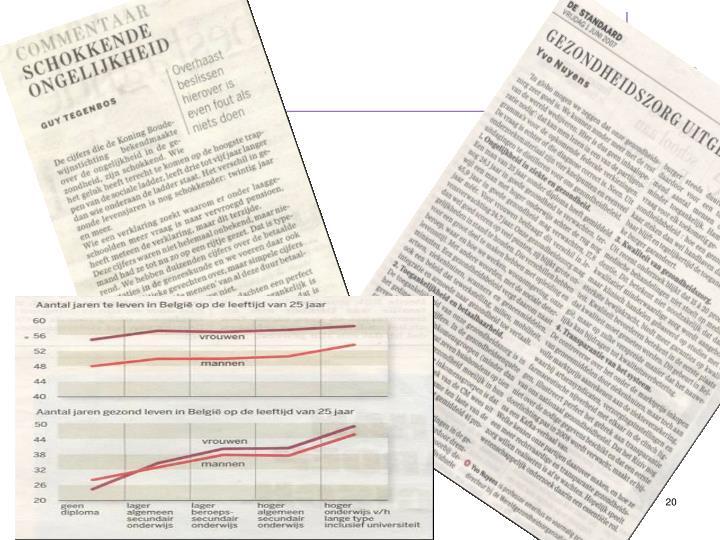 TF Health Expectancies, 06/2006