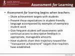 assessment for learning6