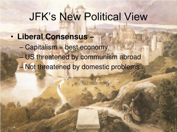 JFK's New Political View