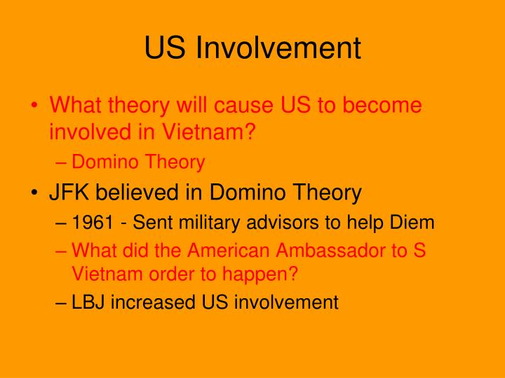 US Involvement