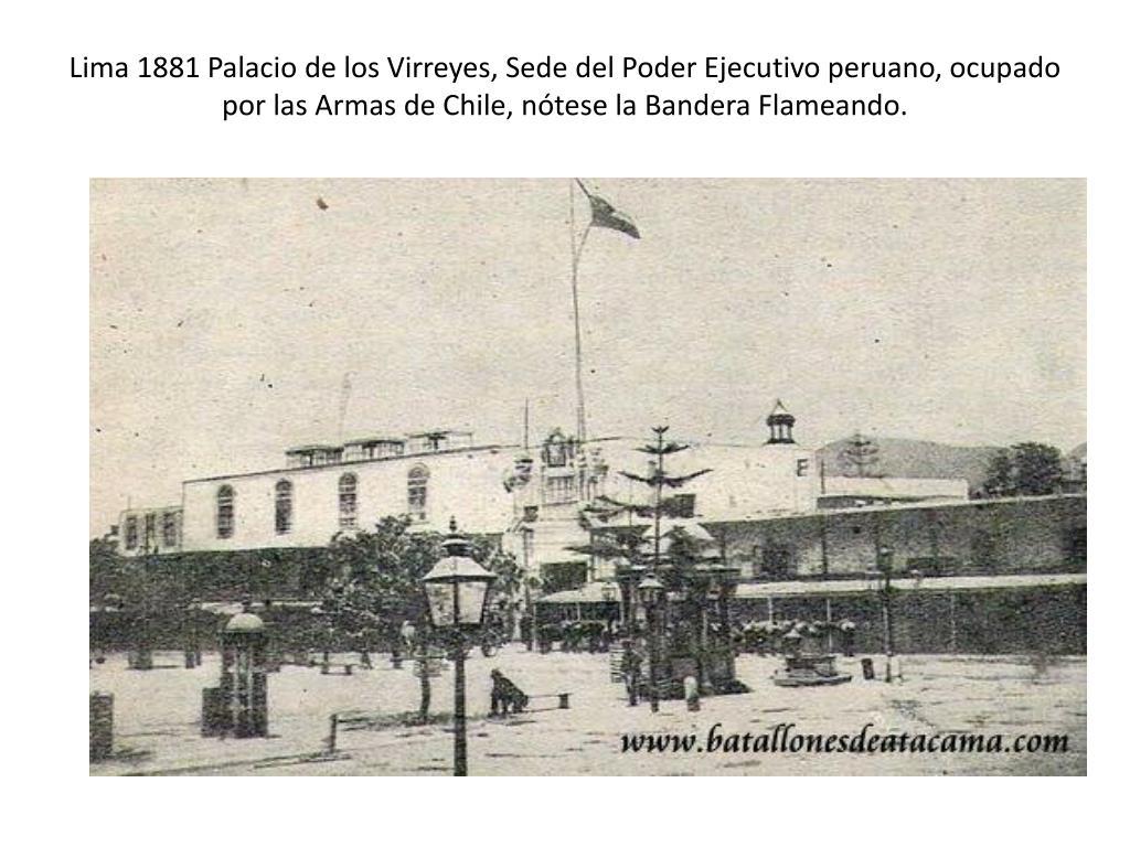 PPT - Fotografías Históricas de La Guerra del Pacifico 1879_1884 PowerPoint  Presentation - ID:5236137