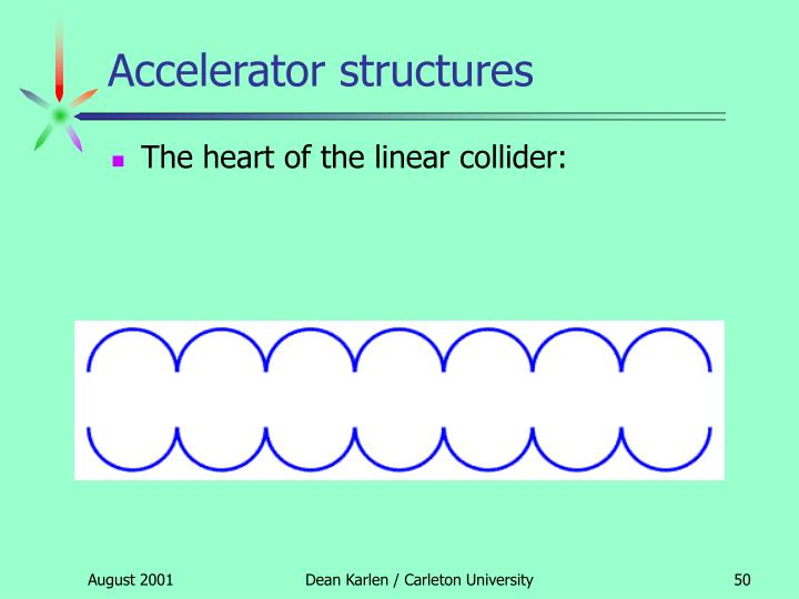 Accelerator structures