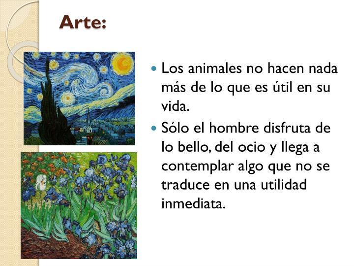 Arte: