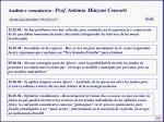 analisis e comentarios prof antonio minzoni consorti