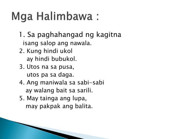 five examples awiting bayan Sa bayan kong pilipinas (5) saknong read more examples of filipino poems 2012 (12) december (1) example ng.