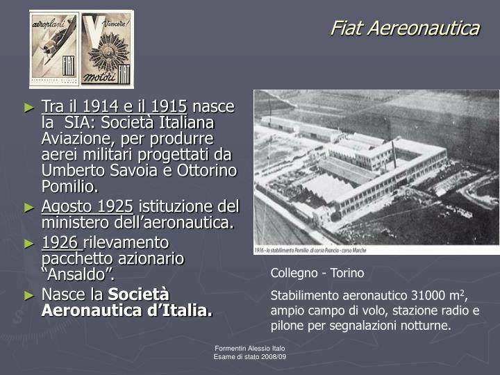 Fiat Aereonautica