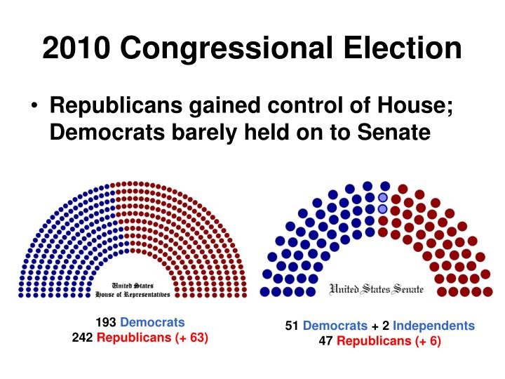 2010 Congressional Election