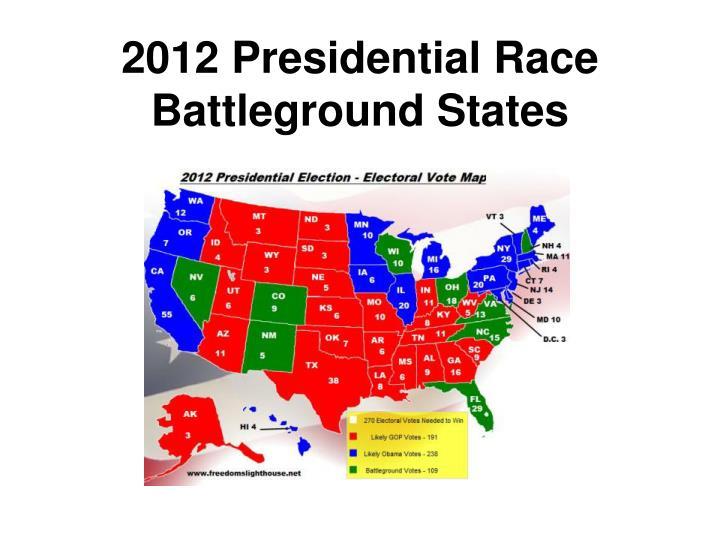 2012 Presidential Race