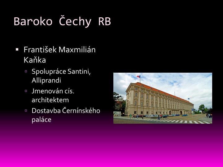 Baroko Čechy RB