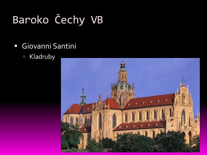 Baroko Čechy VB