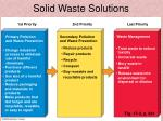solid waste solutions