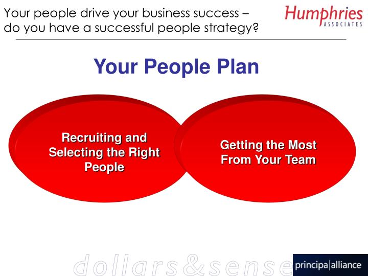 Your people drive your business success – do you have a successful people strategy?