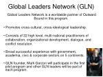 global leaders network gln