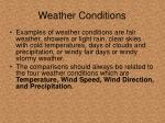 weather conditions1