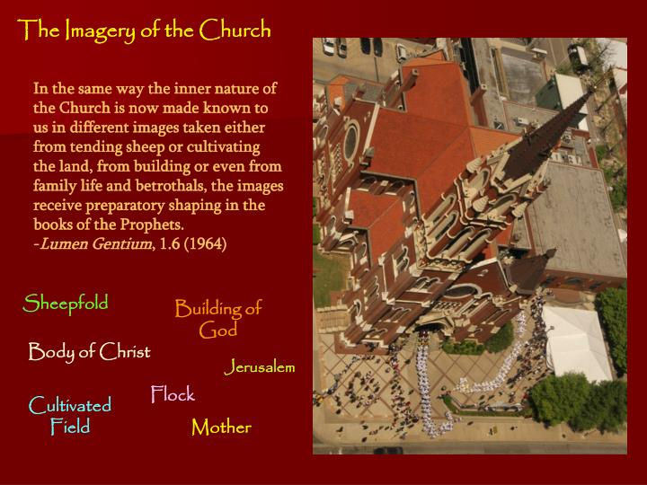 The Imagery of the Church