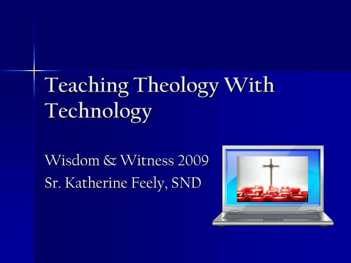 theology notes Christian theology is the study of christian belief and practice such study concentrates primarily upon the texts of the old testament and the new testament as well as on christian tradition.