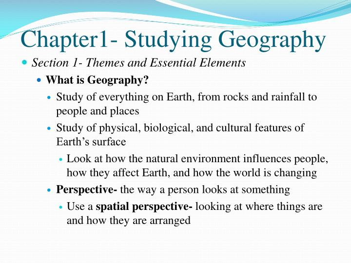 chapter1 studying geography n.