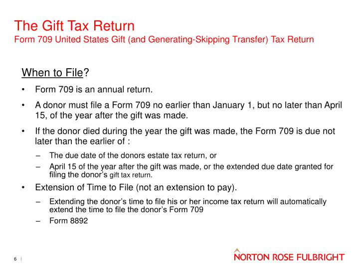 Federal Gift Tax Form 709 Instructions Gift Ideas