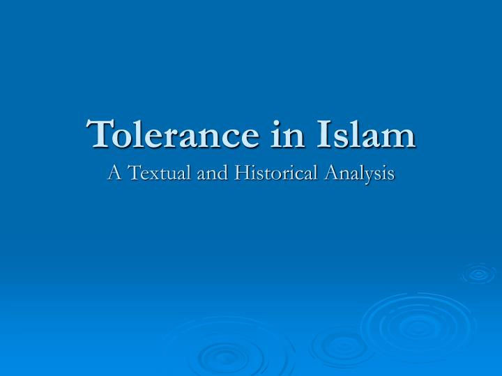 an analysis of the islam religion A critical analysis of 'what is islam' - free download as word doc (doc), pdf file (pdf), text file (txt) or read online for free.