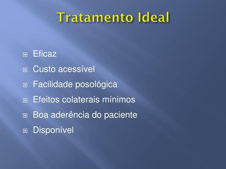 Tratamento ideal