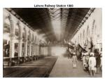 lahore railway station 1886