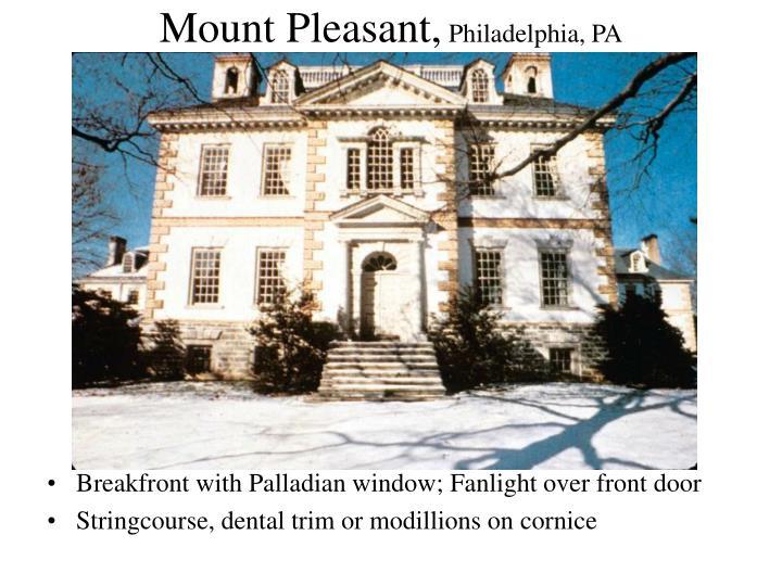 Mount Pleasant,