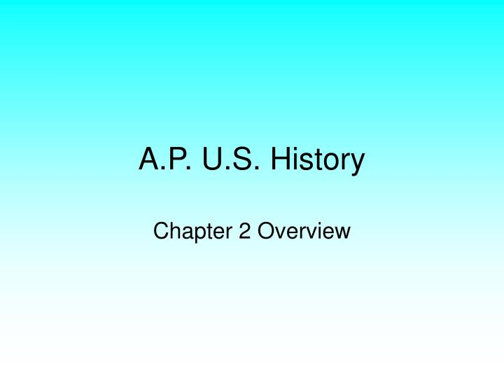 u s history chapters 5 8 History questions and answers from chegg history can be a difficult subject for many students, but luckily we're here to help our history question and answer board features hundreds of history experts waiting to provide answers to your questions.