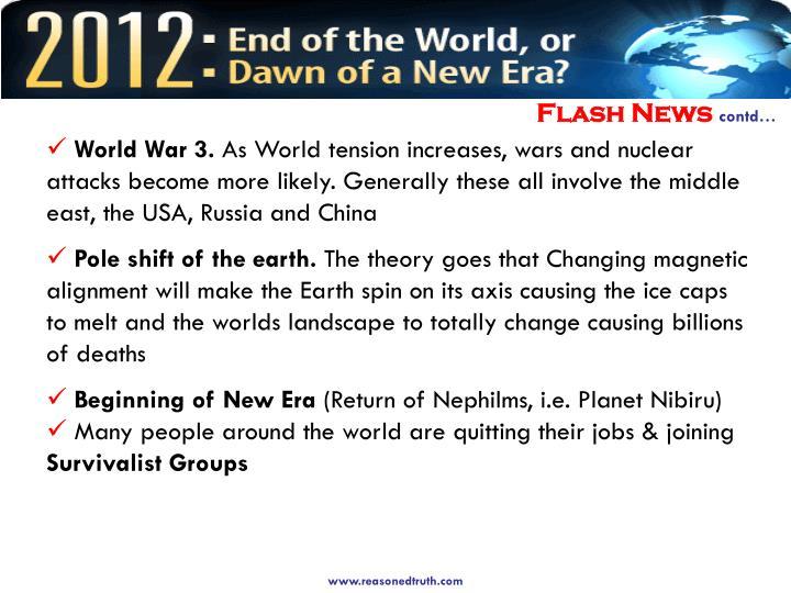 World War 3.