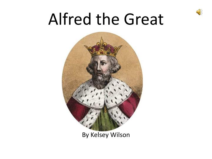 alfred the great n.