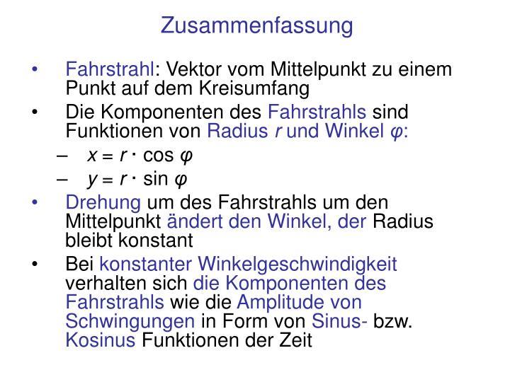 PPT - Bewegung auf der Kreisbahn PowerPoint Presentation - ID:5246203