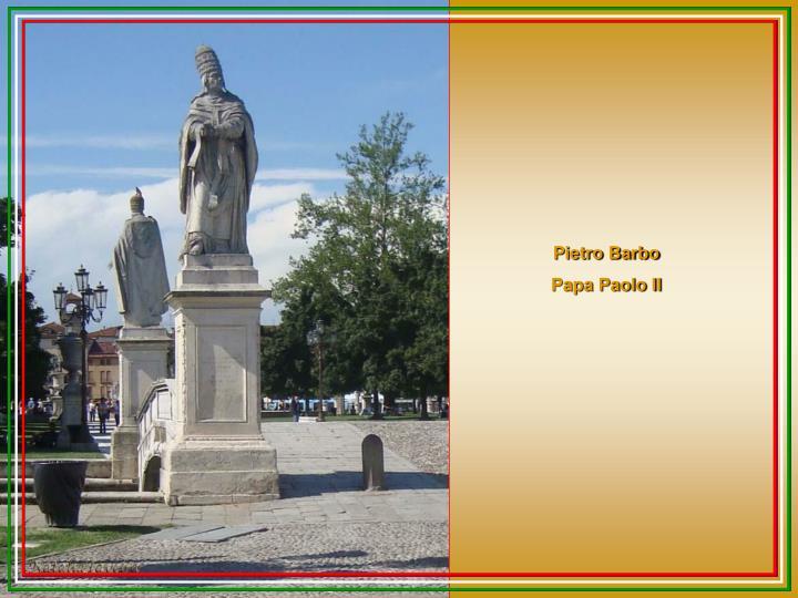 Pietro Barbo