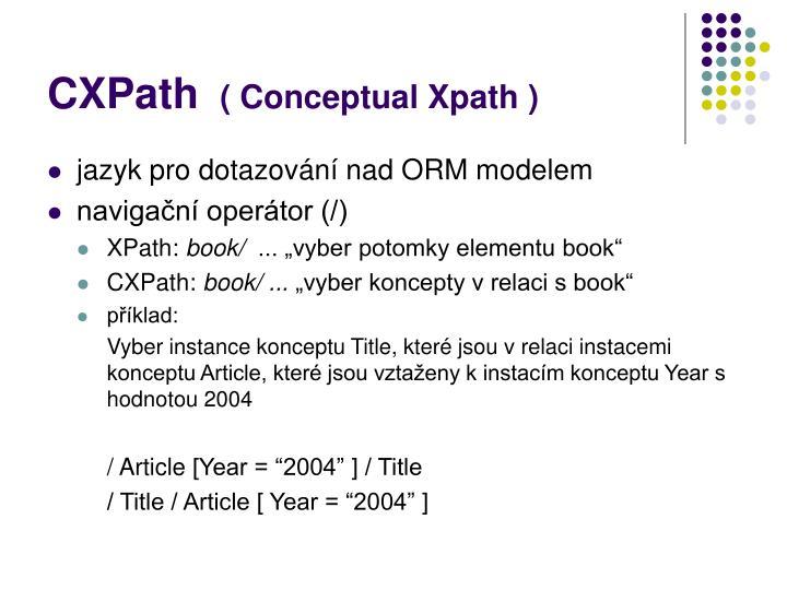 CXPath