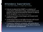 attendance expectations p 12 fisd student handbook p 6 student code of conduct1