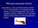 mikroprocesorske kartice1