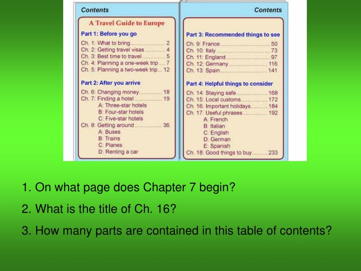 On what page does Chapter 7 begin?
