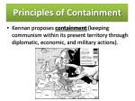 principles of containment1