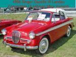 1958 singer gazelle iii landau convertible a hillman minx variant