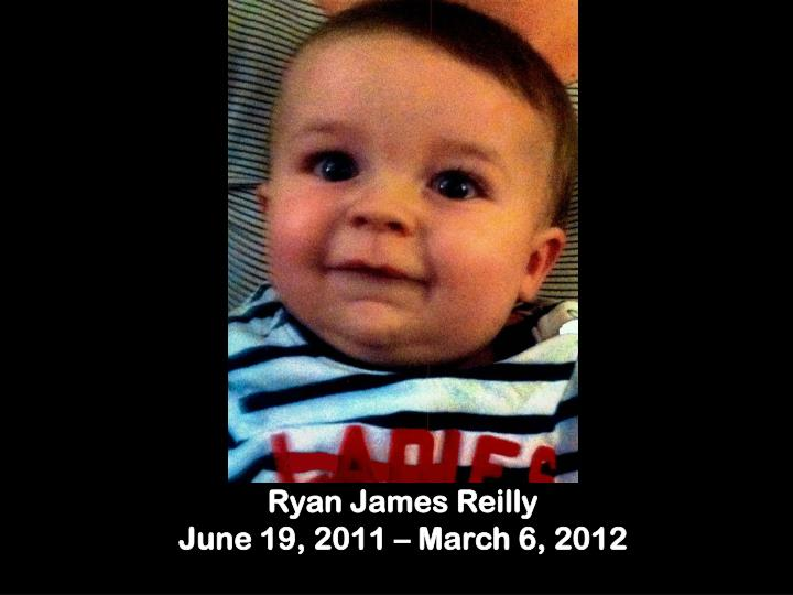 Ryan James Reilly