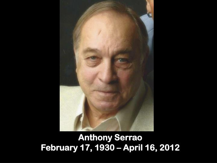 Anthony Serrao