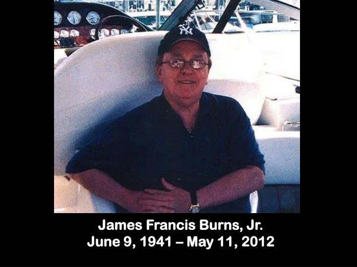 James Francis Burns, Jr.