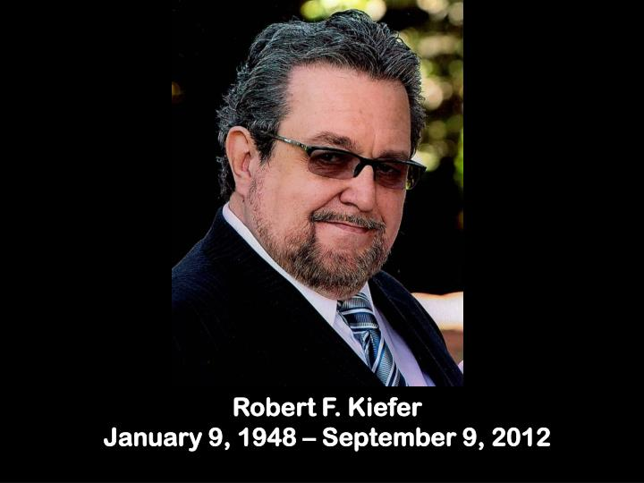 Robert F. Kiefer