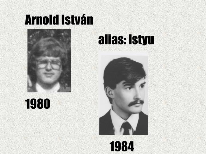Arnold István