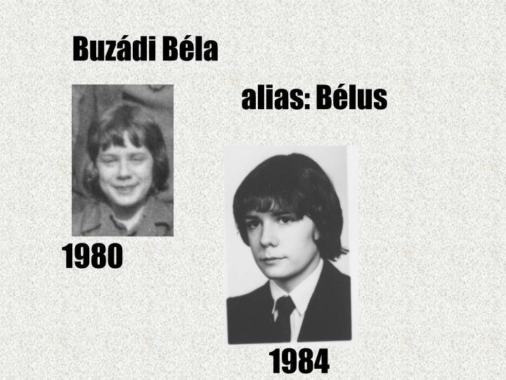 Buzádi Béla