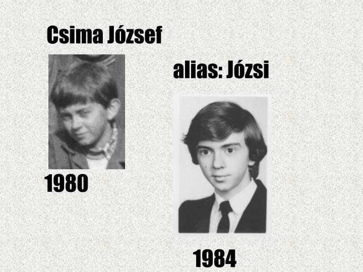 Csima József