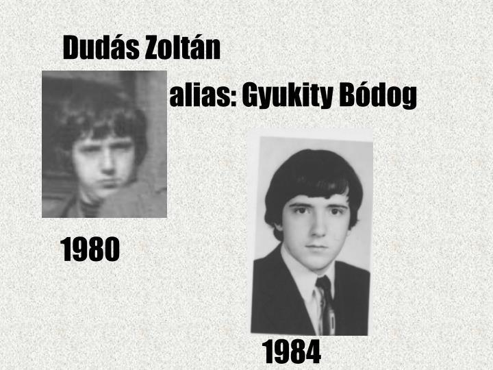 Dudás Zoltán