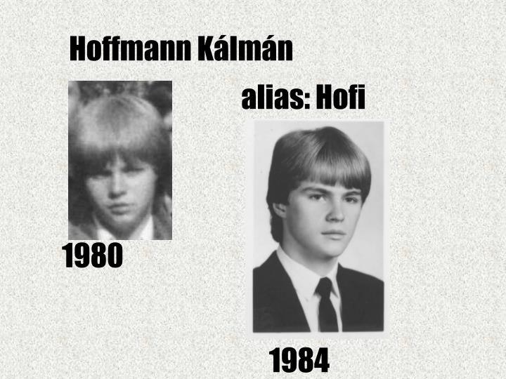 Hoffmann Kálmán