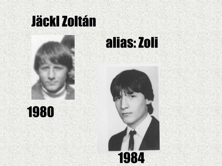 Jäckl Zoltán