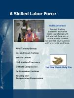 a skilled labor force