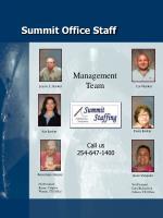 summit office staff