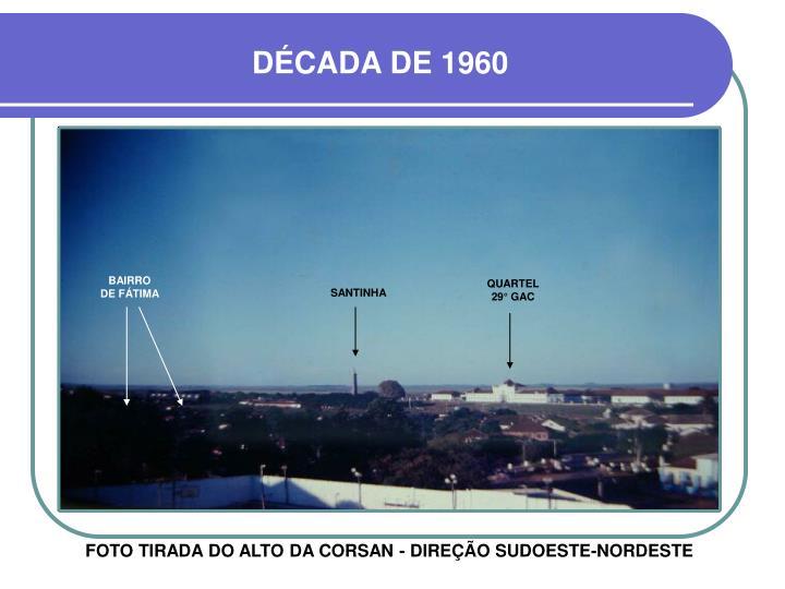DÉCADA DE 1960